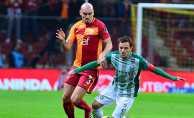 Galatasaray Bursa'ya patladı! 5-0