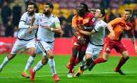 Galatasaray farklı turladı