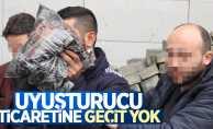 Samsun'da evde bonzai satan şahıs yakalandı