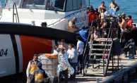 Fethiye'de tekne battı ! 77 kişi kurtarıldı