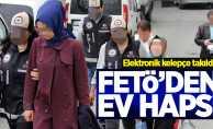 Samsun'da FETÖ'den yargılanan kadına ev hapsi