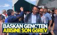 Canik Belediye Başkanı Osman Genç'in acı günü