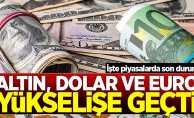 Dolar ve Euro ne kadar? (19 Haziran salı)