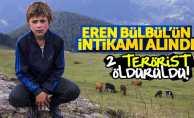 Hain teröristler Karadeniz'de öldürüldü
