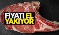 Ramazan'da etin fiyatı el yakıyor