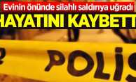Samsun'da silahlı saldırıya uğrayan şahıs hayatını kaybetti