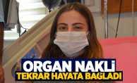 Samsun'dan bağışlanan organlarla hayata tutundu