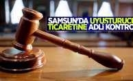Samsun'da uyuşturucu ticaretine adli kontrol