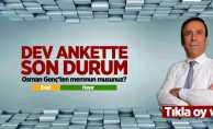 Samsunlular Osman Genç'ten memnun mu? İşte 3. hafta anket sonuçları