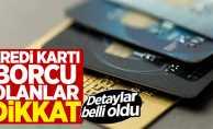 Kredi kartı borcu olanlar dikkat! Ziraat Bankası kredi detayları belli oldu