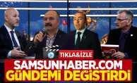 Samsunhaber.com Cumhur İttifakında Gündemi Değiştirdi