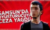 Samsun'da uyuşturucuya ceza yağdı