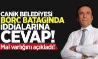 Canik Belediyesi borç batağında iddialarına Osman Genç'ten cevap