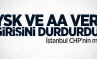 YSK ve AA veri girişini durdurdu! İstanbul CHP'nin mi?
