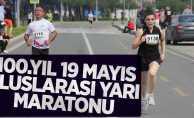 100. yıl 19 Mayıs Uluslararası Yarı Maratonu