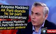 İşadamı Haydar Acun'dan YSK'nın kararına ayar niteliğinden AK Parti formülü