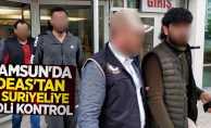 Samsun'da DEAŞ'tan 4 Suriyeliye adli kontrol