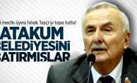 Eski meclis üyesi İshak Taşçı'yı topa tuttu! Atakum Belediyesini batırmışlar