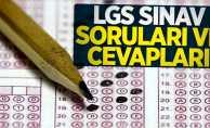 LGS sınav soruları ve cevapları