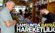 Samsun'da bayram hareketliliği