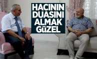 """Başkan Demirtaş: """"Hacının duasını almak güzel"""""""