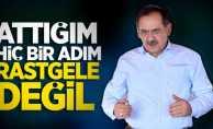 Mustafa Demir: Attığım hiç bir adım rastgele değil