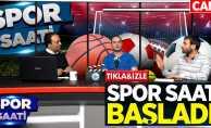 Özgür Kalanbak ile Spor Saati Başladı! Konu Samsunspor-Manisa FK maçı