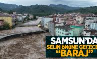 Samsun'da sele çözüm! 2 ilçeyi kurtaracak baraj yapılıyor