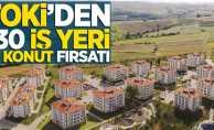 TOKİ'den 130 iş yeri ve 91 konut fırsatı!