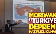 """""""Türkiye, depreme hazırlıklı olmalı"""""""