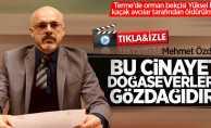 Mehmet Özdağ: Yüksel Berk cinayeti gözdağıdır!