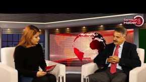 CHP Atakum ilçe başkanı Deveci, Samsunhaber.com'da