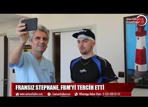 Fransız Stephane, FBM'yi tercih etti