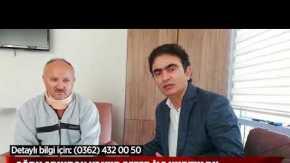 Dr. Yakup Sezer ile ağrılarından kurtuldu