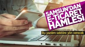 Samsun'dan e-Ticaret hamlesi