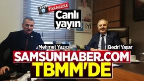 Samsunhaber.COM TBMM'de | CANLI YAYIN