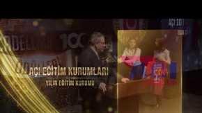 Milli Mücadelenin 100. Yılı Ödülleri: Açı Okulları (Yılın Özel Eğitim Kurumu)