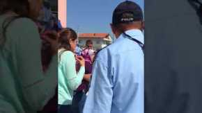 Samsun'da skandal! Öğrenciler sınava giremedi