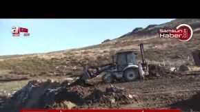 Sinop'ta çevre katliamı: Çöplüğe döndü