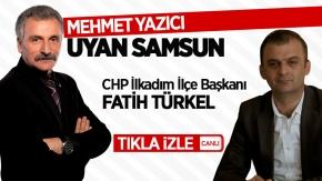 Mehmet Yazıcı ile Uyan Samsun / 25 Mayıs Cuma
